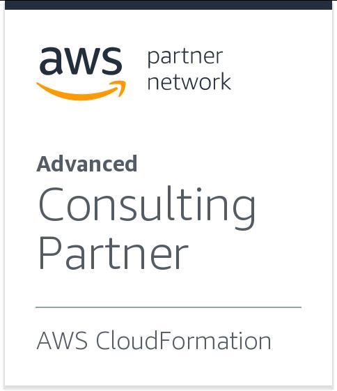 Amazon CloudFormation Specialization Badge