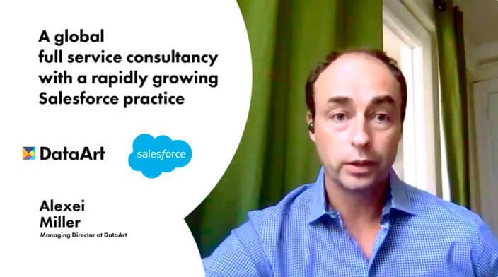 DataArt – Salesforce Consulting Partner